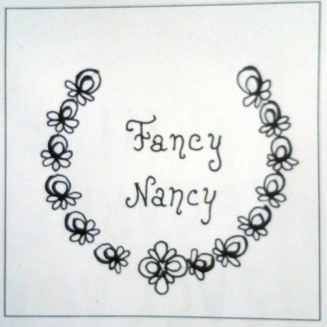Jour 3 - Fancy Nancy